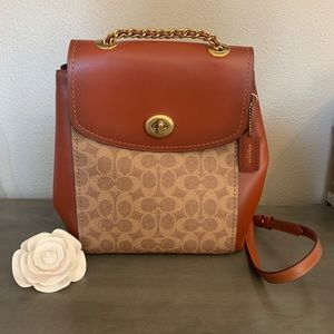 Coach Parker Convertible Backpack
